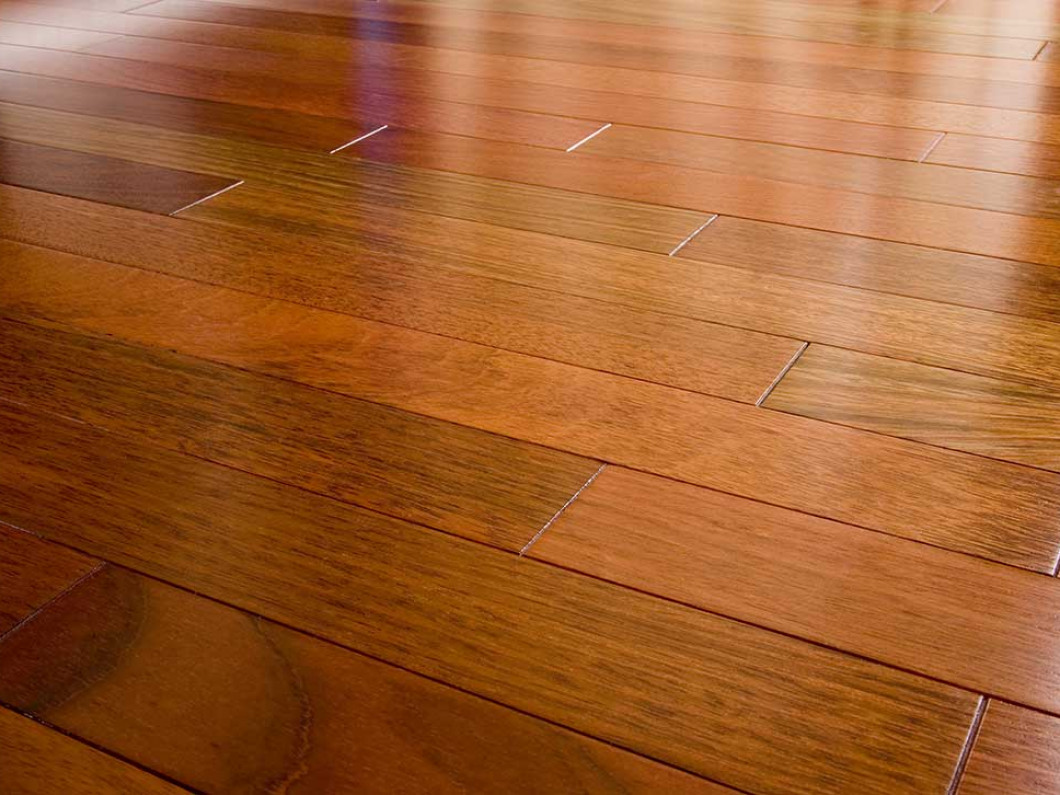 Get the Timeless Look of Wooden Floors